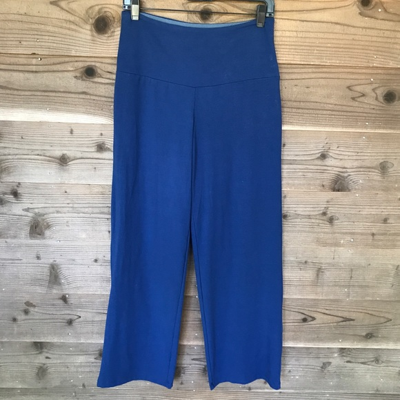 Women with Control Tummy Control Wide Leg Pants Sm